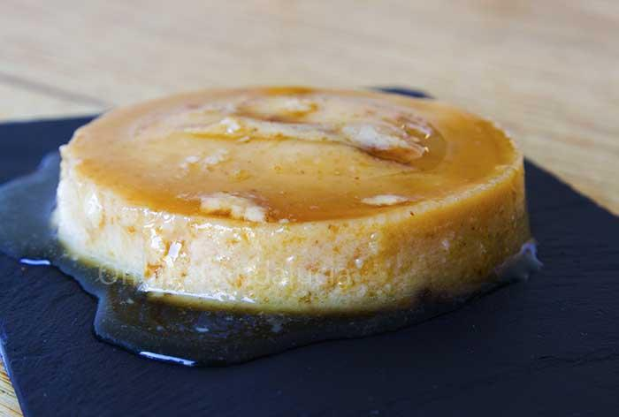 turron pudding